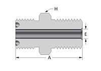 DOB Series Male Connector