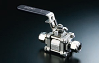 V83 Series Swing-Out Ball Valves