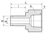 DAF-R Female Adapter Tube Fittings-2