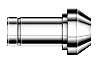 DCRP Reducing Port Connector Tube Fittings