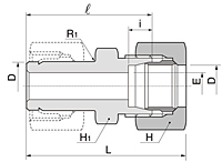 BR Series Reducer Fittings-2